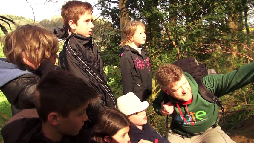 Frog Bikes Supports The Young People's Trust for the Environment