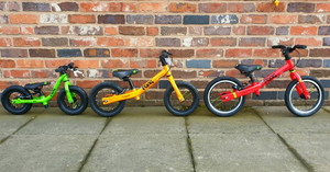 Teaching A Child To Ride A Bike Part 1: Balance Bikes