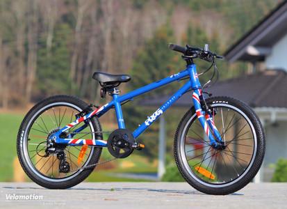 Test Frog Bike 55 - preisgünstiges Leichtgewicht